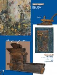 'L'Art en pleine nature', Musée des Granges de Servette
